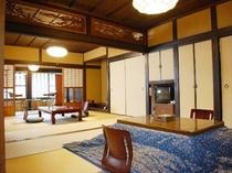 【由布】冬の客室イメージ