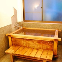 貸切檜風呂