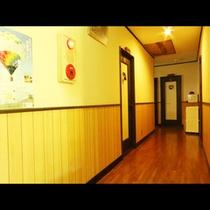 【館内】館内廊下
