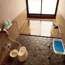 *【温泉】ご家族でお入り頂ける家族風呂がございます。(※1時間1000円)