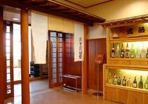 ホテル最上階の和食店「三十三間堂」。ご宿泊の方は割引もあります。