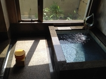 貸切風呂(鶴の湯)