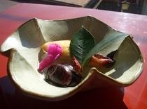 焼き魚(鰤 幽庵焼き)