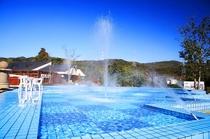 ホテル多度温泉の<夏>