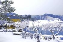 ホテル多度温泉の〈冬〉