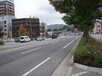 西条駅〜ブールバール