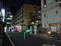 15階建マンションGALA(A2出口3枚目)