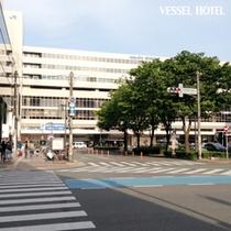 博多駅から各施設へアクセス便利♪