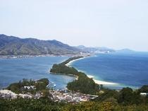 天橋立(日本三景) 車で38分