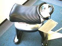 乗馬健康器具(有料)