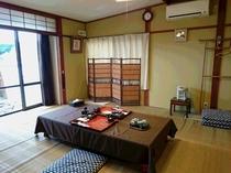 和室8畳1F 完全個室
