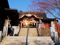 パワースポット武蔵御嶽神社