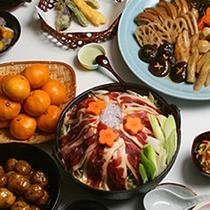 お料理一例(2009冬)