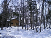 Bコテージ(冬)イメージ