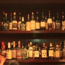 様々なウィスキーをご用意