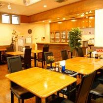 *グリルウラガ/1階にある当館レストラン。ご朝食のサービスはこちらでご提供します☆