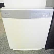 *部屋設備一例/全室空気清浄器完備!快適なお部屋環境を心がけております。