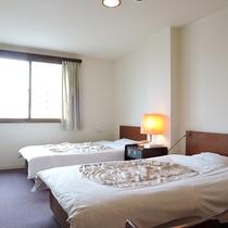 *【客室一例】ツインルーム