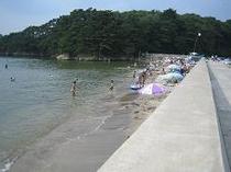蛤浜海水浴場
