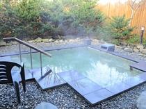【温泉】泉質はナトリウム塩化物強塩温泉で海水と同じ塩分濃度が特徴です