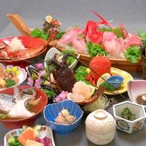 ■海鮮コース■獲れたて伊勢海老をなんと一人1匹食べられる大満足