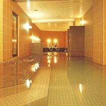 男女別の大浴場