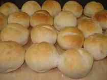 ブレッツエン ドイツの白パンです ディナーとともに