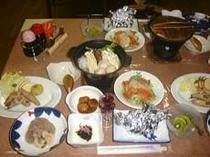 夕食(和)