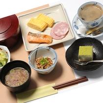 たかお 和定食(朝食)