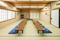 和室大広間の宴会のイメージ