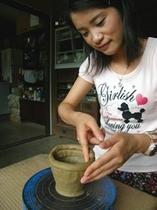 観光:陶芸体験