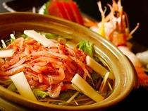 料理:桜海老鍋