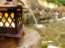 オリオン座風呂・明かり