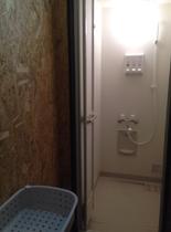 シェアコテージ 共同シャワー室
