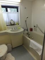 洋間 バスルーム