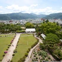 松本城周辺
