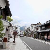 松本城城下町