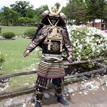 松本城 侍