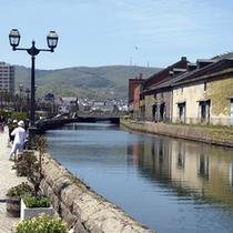 小樽運河(昼)