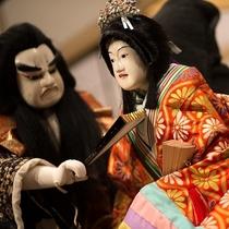 人形浄瑠璃①