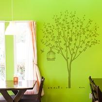 【カフェスペース】ほっと心が和む空間。ゆっくりお食事をお愉しみ下さい。