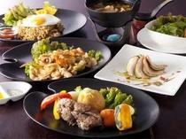 アジアン創作料理