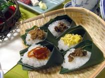 笹寿司(華やぎプラン)
