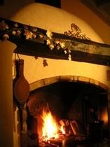 Pyrenees暖炉イメージ