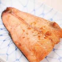 *【朝食一例】焼き魚