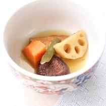 *【朝食一例】煮物