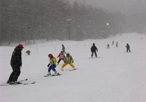 お子様スキー3