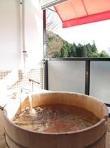 メイン館客室露天風呂