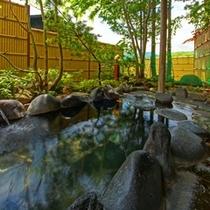 日帰り温泉【ほの香】露天風呂