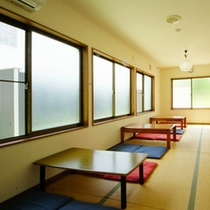 日帰り温泉【ほの香】休憩室